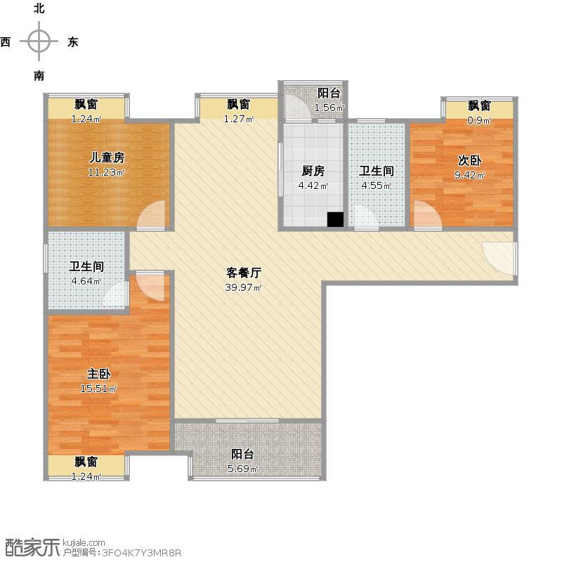 光谷自由城5号楼D户型+改后户型图.jpg