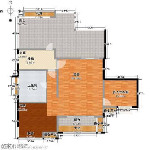 万源城逸郡1室0厅1卫0厨220.00㎡户型图