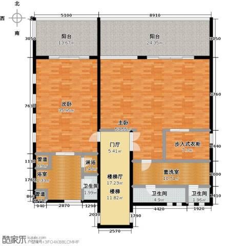 合景・汀澜海岸2室0厅3卫0厨211.00㎡户型图