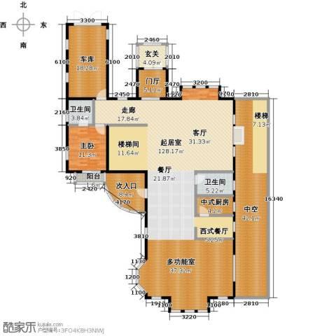 麦卡伦地1室0厅2卫0厨232.30㎡户型图