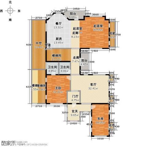 麦卡伦地1室1厅2卫0厨232.87㎡户型图