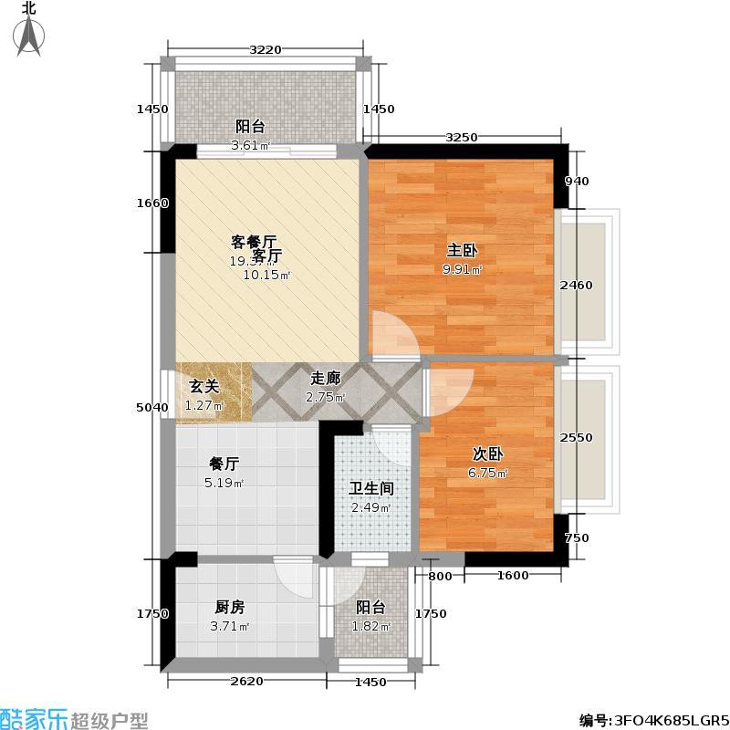 航空新城1号航空新城1号户型图户型图(32/38张)户型10室
