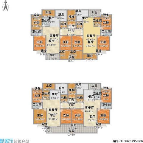 蓝柏湾9室4厅8卫4厨788.00㎡户型图