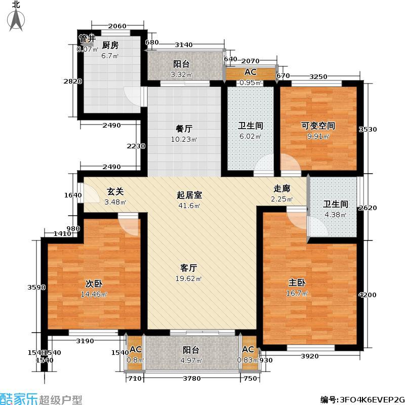 路劲凤凰城路劲凤凰城户型图(9/19张)户型10室