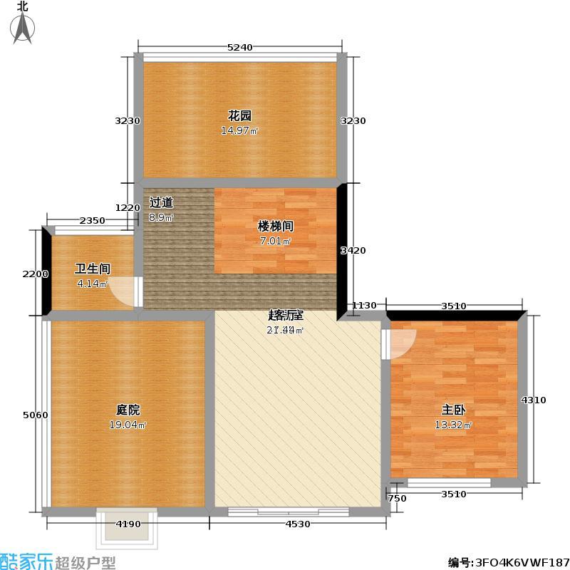 同济公寓200.00㎡房型: 复式; 面积段: 200 -200 平方米;户型