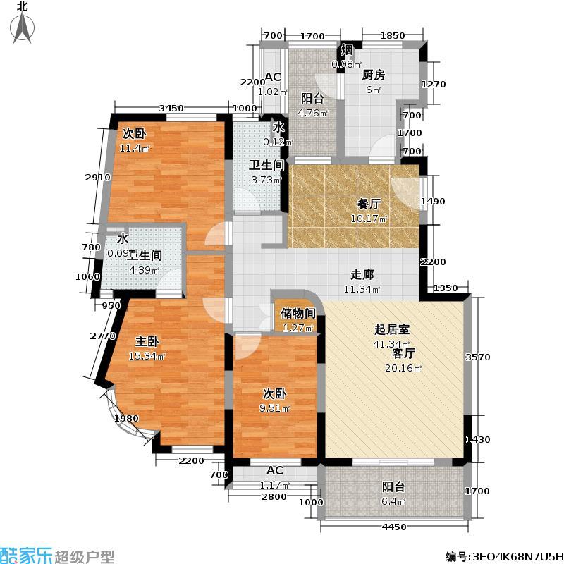 新奥依江畔园新奥依江畔园户型图新奥依江畔园C1、C1a3室2厅2卫138.10㎡(12/27张)户型10室