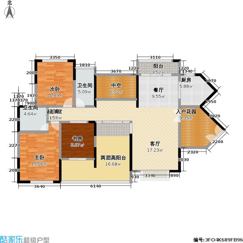 熙龙湾二期熙龙湾二期户型图5栋C座\05(70/120张)户型10室