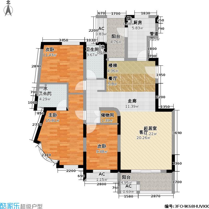 新奥依江畔园新奥依江畔园户型图新奥依江畔园C5、C5a下层5室2厅4卫216.86㎡(19/27张)户型10室