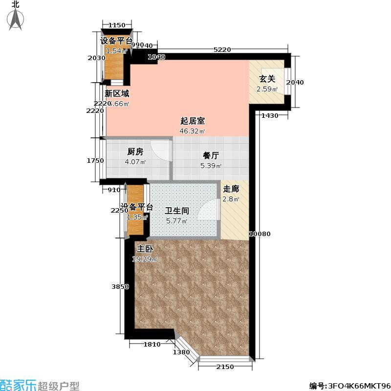 香江壹品香江壹品户型图(1/38张)户型10室
