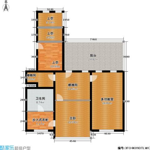 冠城・名敦道 冠城园1室0厅1卫0厨274.00㎡户型图