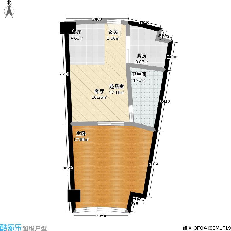 太湖黄金水岸太湖黄金水岸户型图A户型(5/6张)户型10室