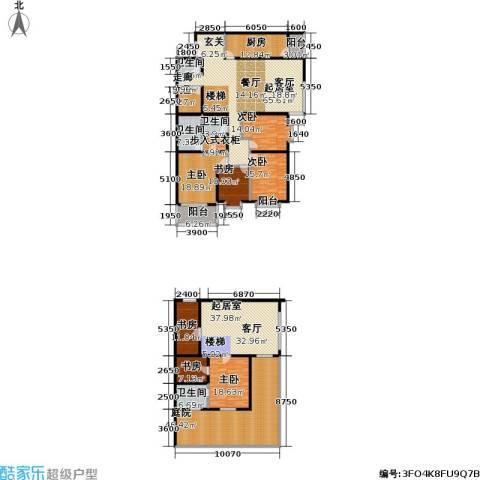 国展家园8室0厅4卫1厨355.00㎡户型图