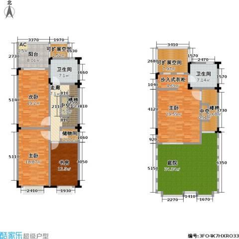 凤凰谷4室0厅2卫0厨239.00㎡户型图