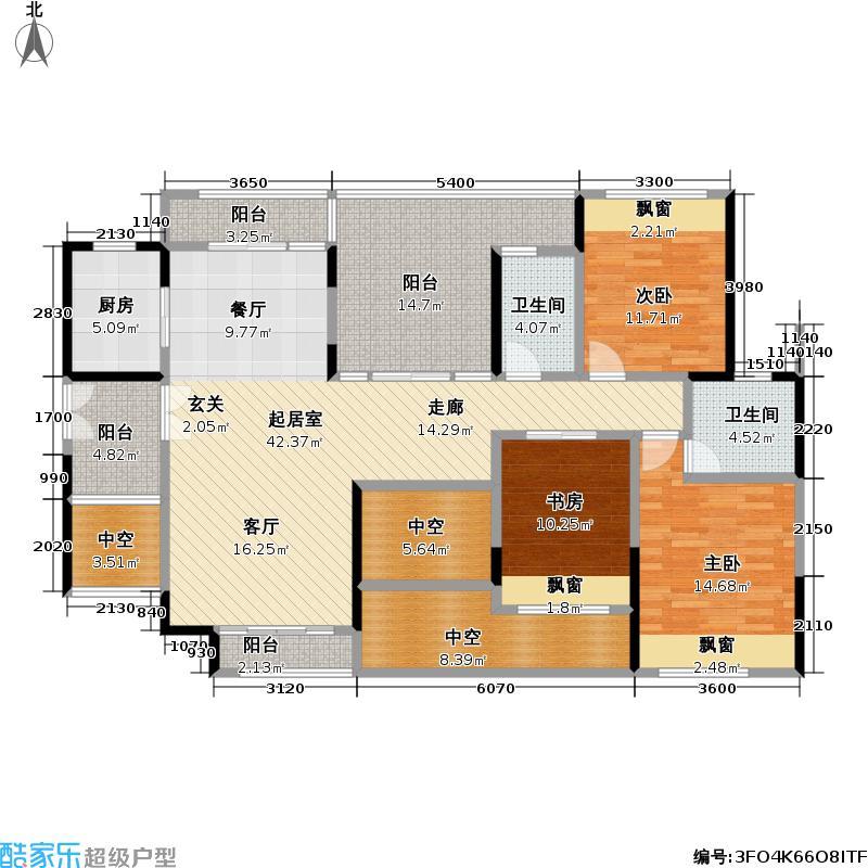 熙龙湾二期熙龙湾二期户型图三房两厅两卫(18/21张)户型10室
