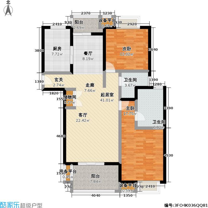 荣联公寓户型