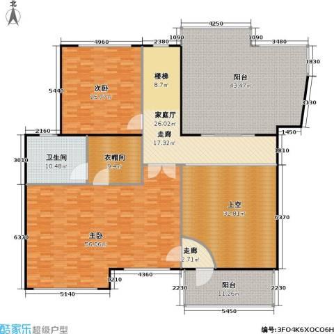 云润家园一期2室0厅1卫0厨229.00㎡户型图