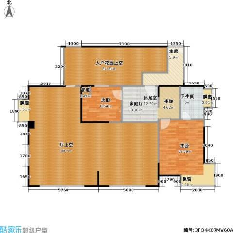 风和日丽四期2室0厅1卫0厨155.28㎡户型图