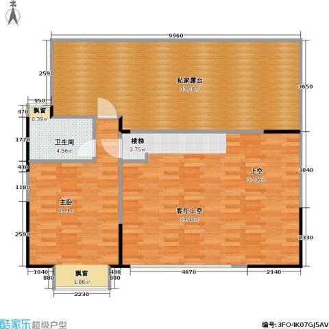 风和日丽四期1室0厅1卫0厨97.90㎡户型图