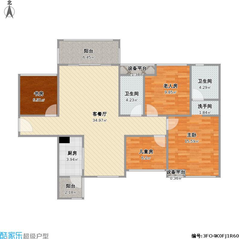 龙光君悦华庭3号楼05号房