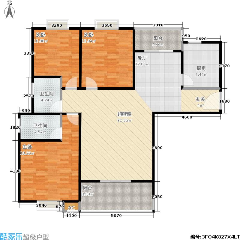 非常公寓非常公寓132.16㎡--60套户型