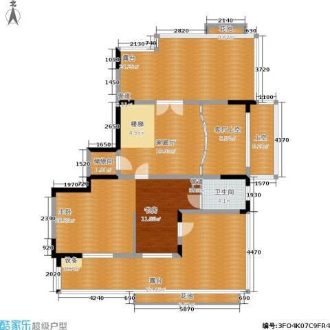 发展.今日嘉园1室0厅1卫0厨194.00㎡户型图