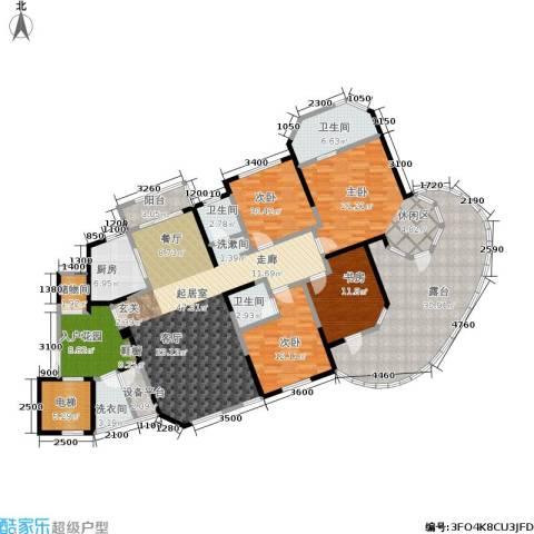 东湖品臻4室0厅3卫1厨247.00㎡户型图