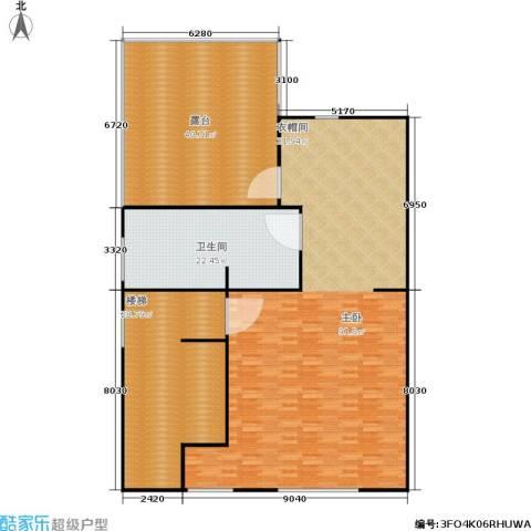 阳光新城三期1室0厅1卫0厨239.00㎡户型图