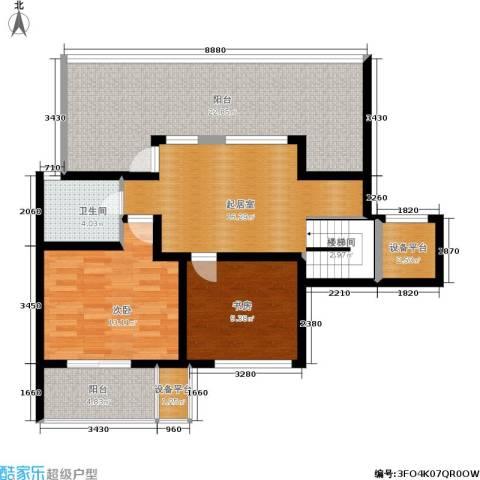 锦悦苑2室0厅1卫0厨194.00㎡户型图