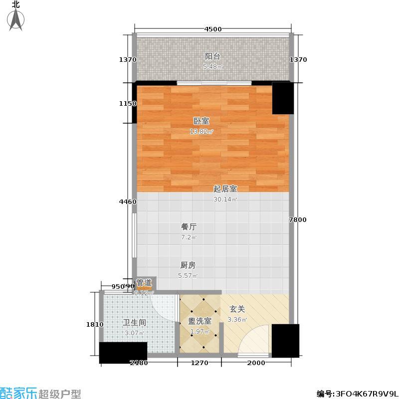 西西湾西西湾户型图(12/15张)户型10室