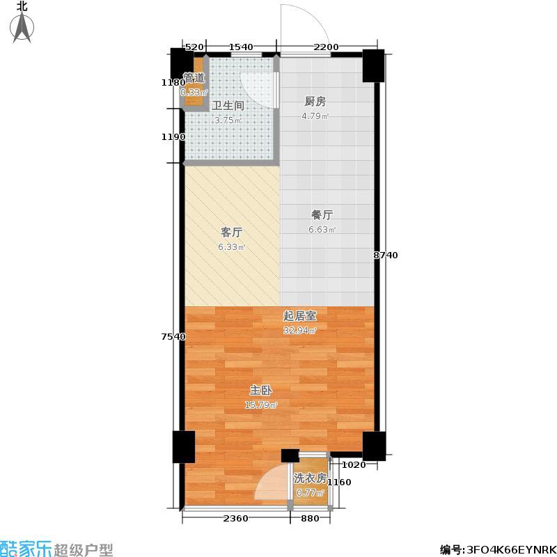 立方寓立方寓户型图r41㎡(20/28张)户型10室
