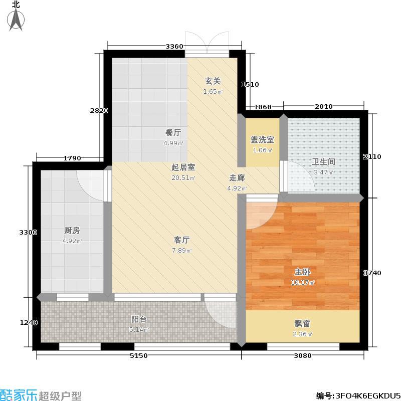 海天新界海天新界户型图(1/16张)户型10室