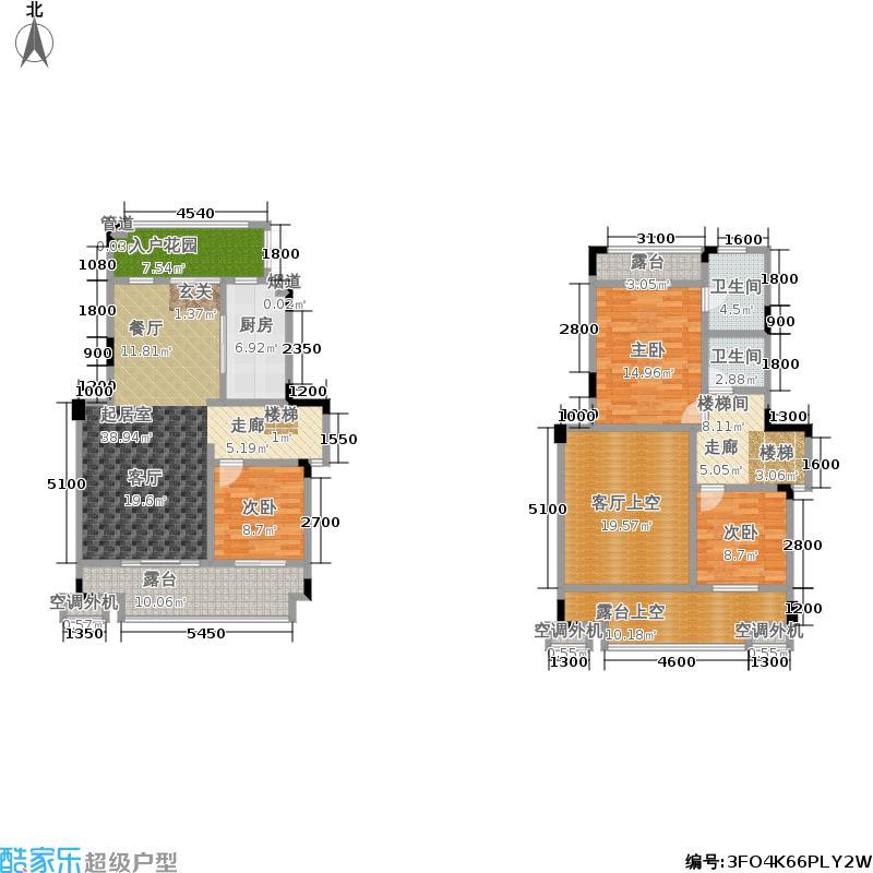 协信城立方协信城立方户型图(16/93张)户型10室