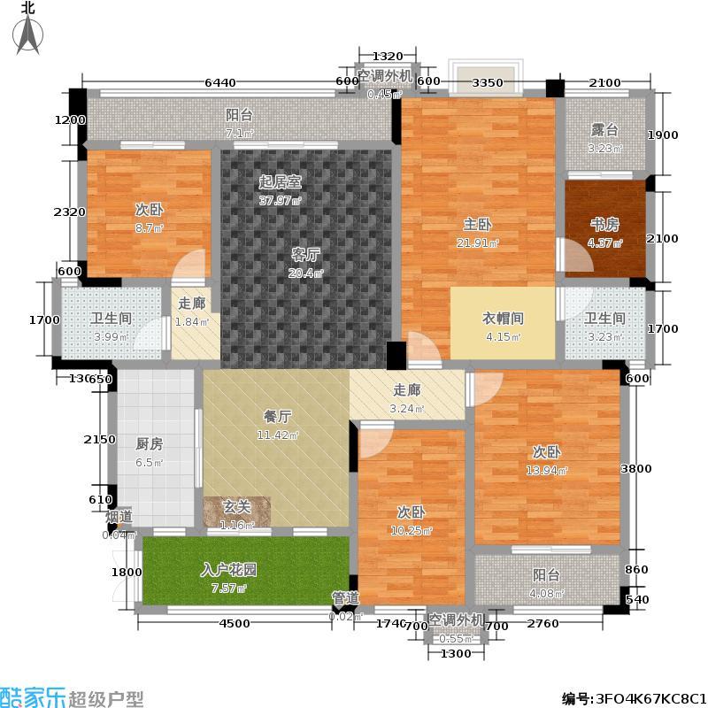 协信城立方协信城立方户型图(14/93张)户型10室