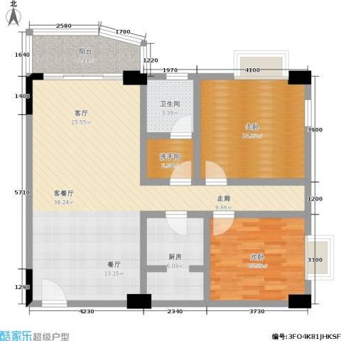 花街182室1厅1卫1厨116.00㎡户型图