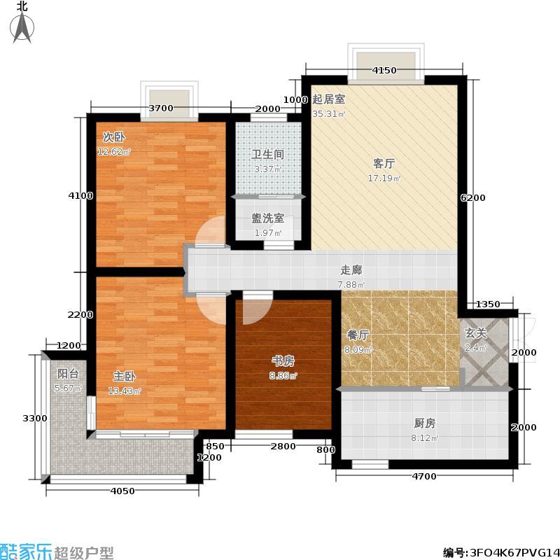 发祥福邸发祥福邸户型图(1/27张)户型10室
