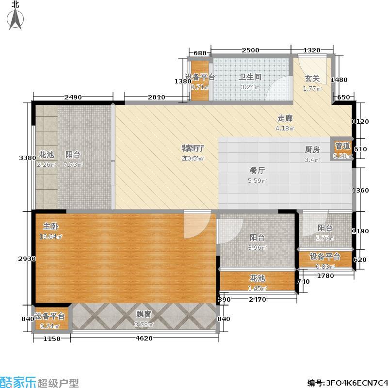 荣和摩客社区荣和摩客社区户型图(10/12张)户型10室