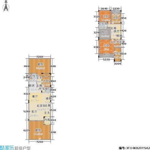 万科松山湖1号4室0厅4卫0厨388.00㎡户型图