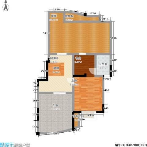 丹青花园1室0厅1卫0厨154.00㎡户型图