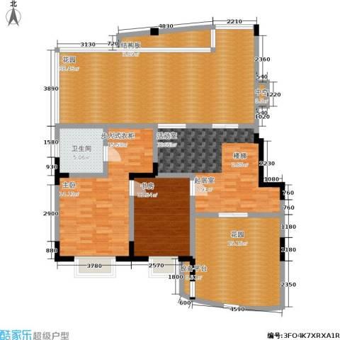 丹青花园2室0厅1卫0厨154.00㎡户型图
