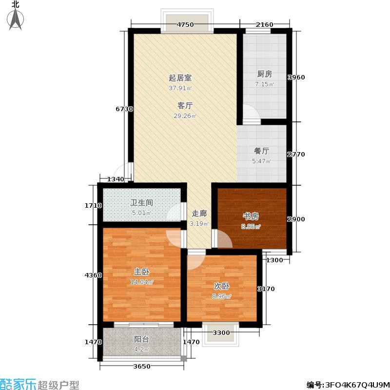 楚天书香门第楚天书香门第户型图户型图(2/26张)户型10室