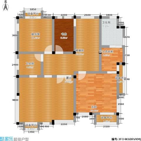 海景华苑2室0厅2卫0厨142.00㎡户型图