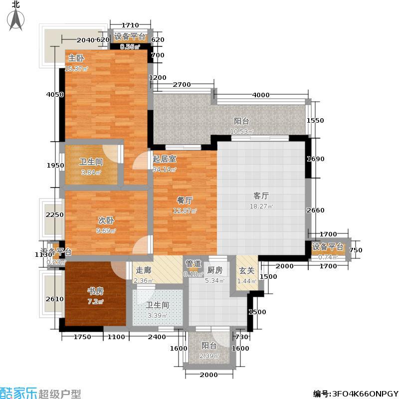 宗申金蓝湾118.00㎡宗申金蓝湾户型图D2-1领海宽景洋楼,建面面积约118平米,套内面积约99平米,阳台赠送面积约8平米,飘窗赠送面积约6平米。三房两厅两卫(6/7张)户型3室2厅2卫
