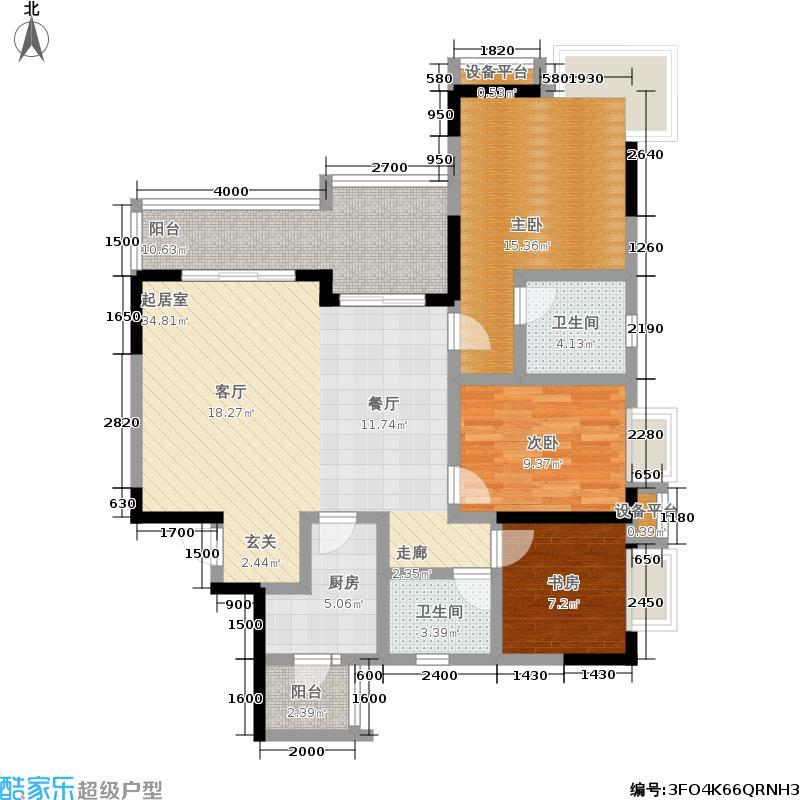 宗申金蓝湾118.00㎡宗申金蓝湾户型图D2-2领海宽景洋楼,建面面积约118平米,套内面积约99平米,阳台赠送面积约8平米,飘窗赠送面积约6平米。三房两厅两卫(5/7张)户型3室2厅2卫