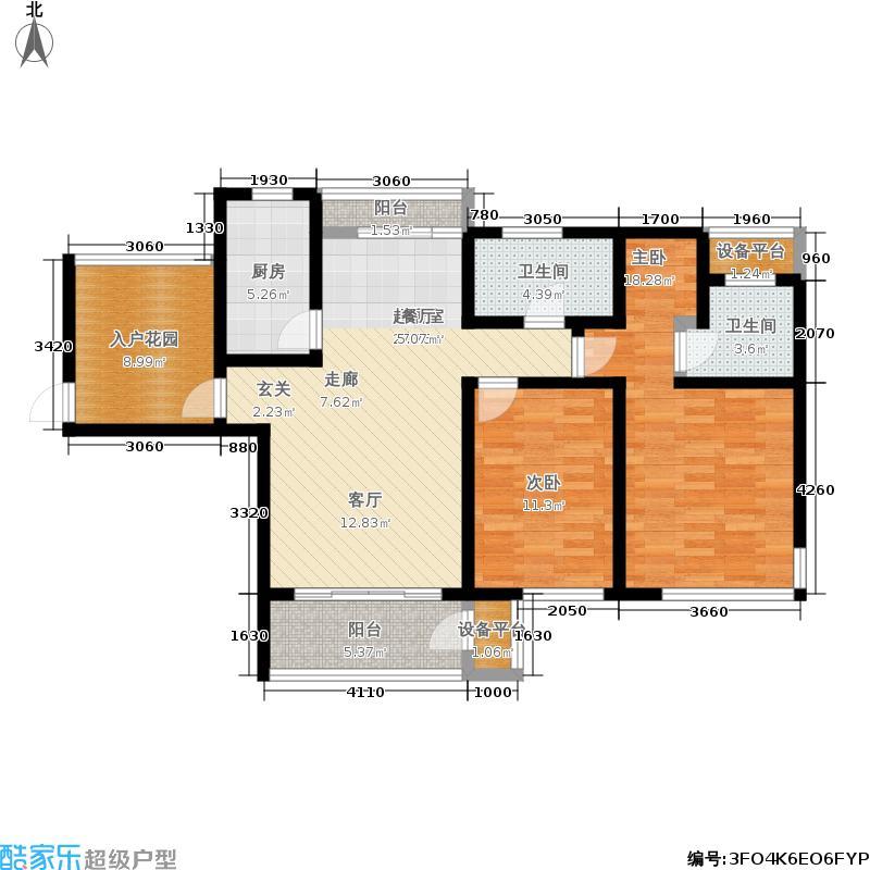 雅戈尔未来城雅戈尔未来城户型图户型图(28/42张)户型10室