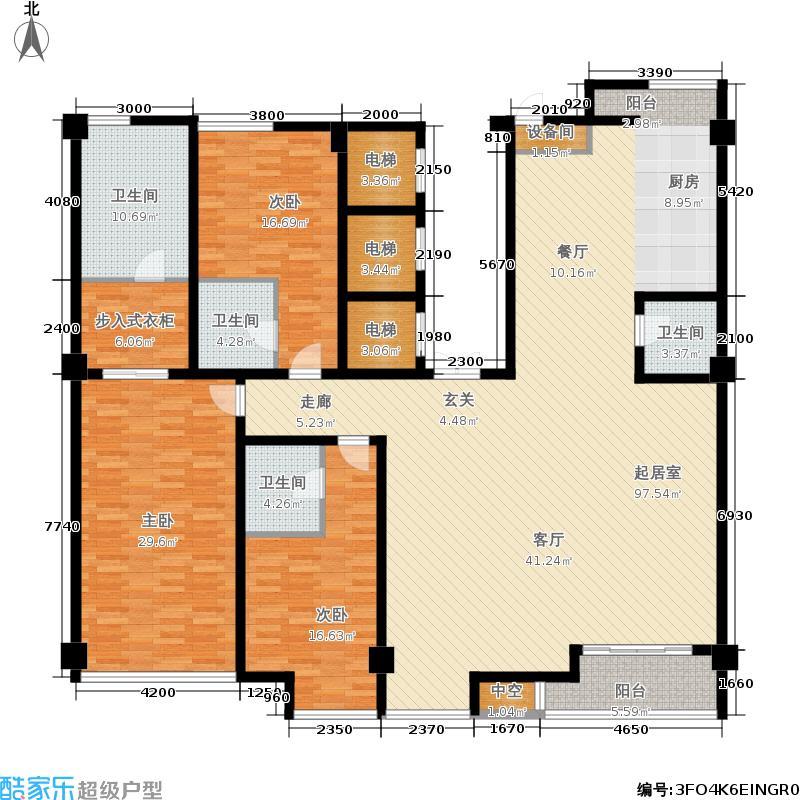 锦绣唐朝锦绣唐朝户型图(11/22张)户型10室