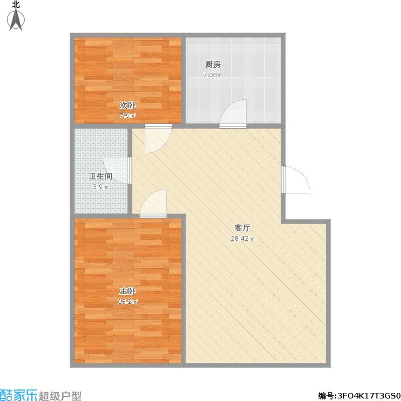 新龙家园2室
