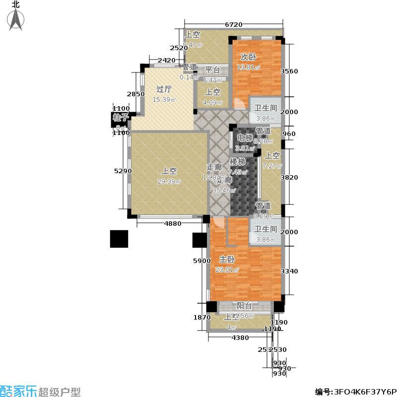 合正中央原著314.00㎡合正中央原著户型图二层A户型6室6厅7卫(4/5张)户型6室6厅7卫