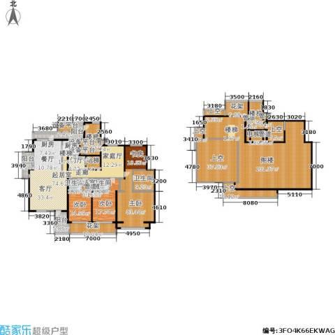 8哩岛3室0厅3卫1厨407.74㎡户型图
