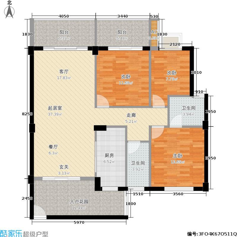 锦绣江南锦绣江南户型图(2/5张)户型10室