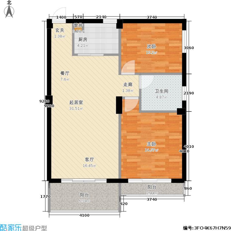 锦绣江南锦绣江南户型图(5/5张)户型10室